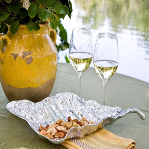 Boardmans Wedding Gift Registry: Beatriz Ball Garden Autumn Leaf