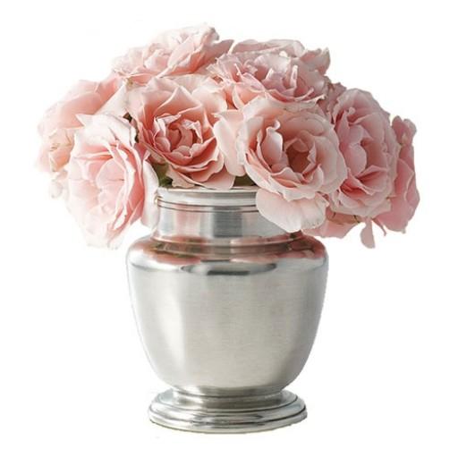 Match Pewter Rimmed Vase - Petite