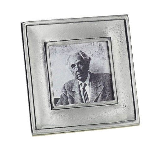 Match Pewter Lombardia Square Frame - Small