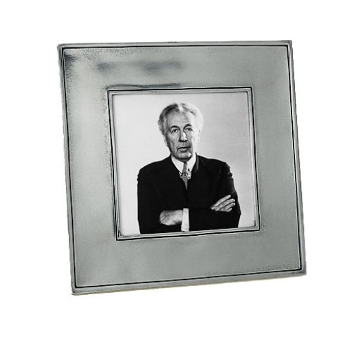 Match Pewter Lombardia Square Frame - Large