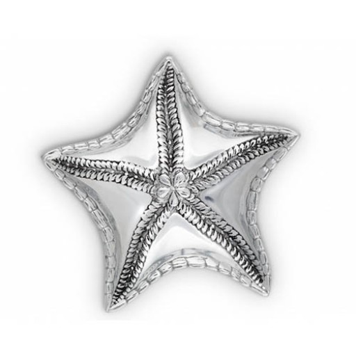 Arthur Court Starfish Catch-All Tray - Available from SilverGallery.com