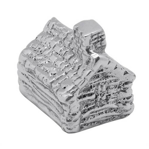 Mariposa Cabin Napkin Weight - Available from SilverGallery.com