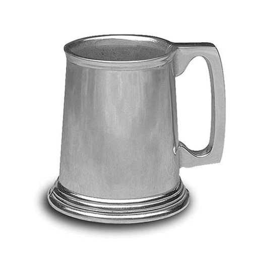Wilton Armetale Classic Personalized Tankard - Engrave it at Silver Gallery