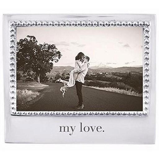 "Mariposa ""my love"" Statement Frame - 4 x 6"
