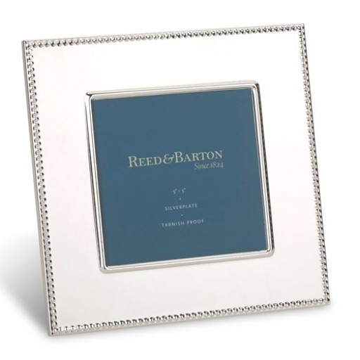 Reed & Barton Lyndon Picture Frame - 5 x 5