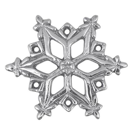 Mariposa Open Snowflake Napkin Weight