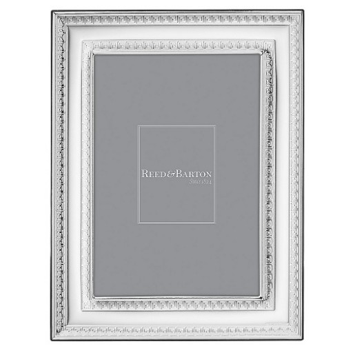 Reed & Barton Florence Silverplate Frame - 4 x 6