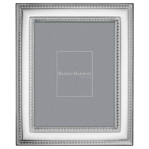 Reed & Barton Florence Silverplate Frame - 5 x 7