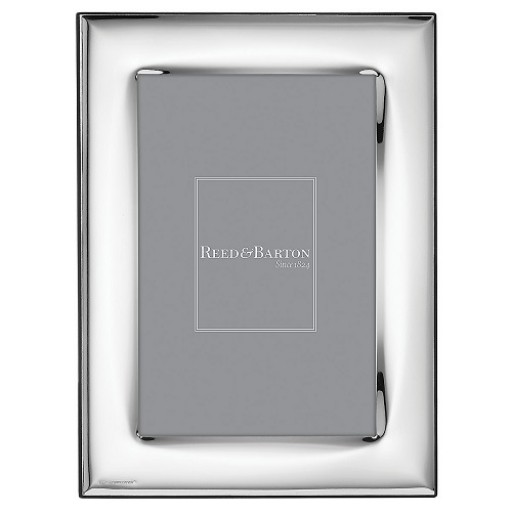 Reed & Barton Naples Silverplate Frame - 4 x 6
