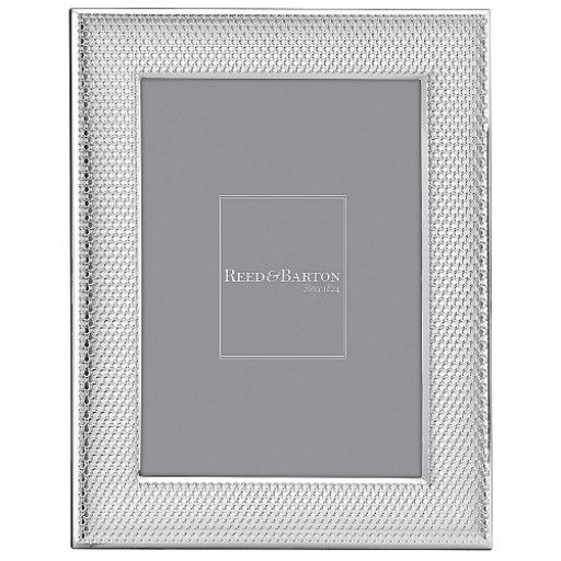 Reed & Barton Pisa Sterling Silver Frame - 4 x 6