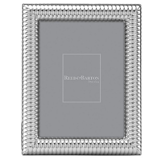 Reed & Barton Palizzi Sterling Silver Frame - 4 x 6