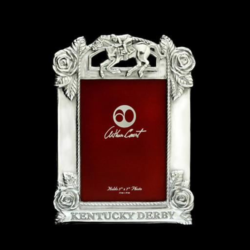 "Arthur Court Kentucky Derby Picture Frame - 5"" x 7"""