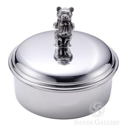 Boardman Teddy Bear Keepsake Box