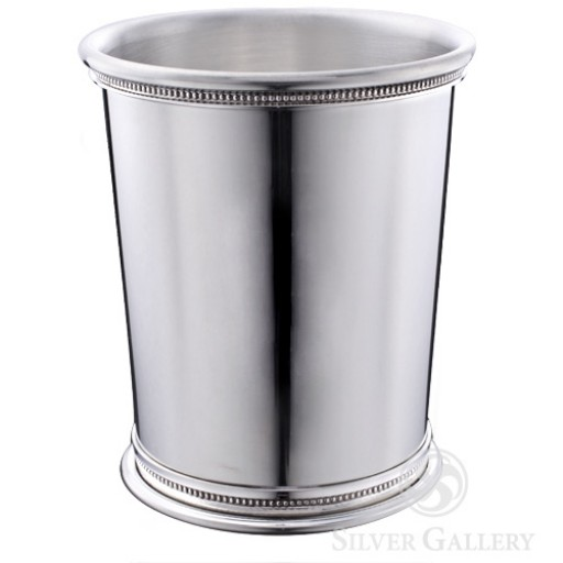 Boardman Governors Pewter Beaded Mint Julep Cup