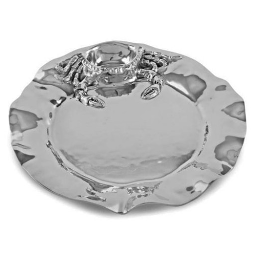Beatriz Ball Ocean Crab Plate - Extra Large