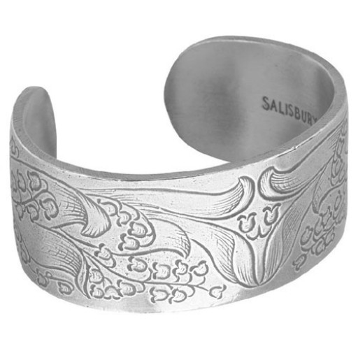Salisbury Flower/Month Bracelet - May Lily of the Valley