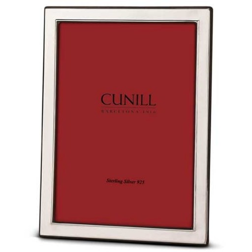 Cunill Contemporary Sterling Silver Frame - 4 x 6