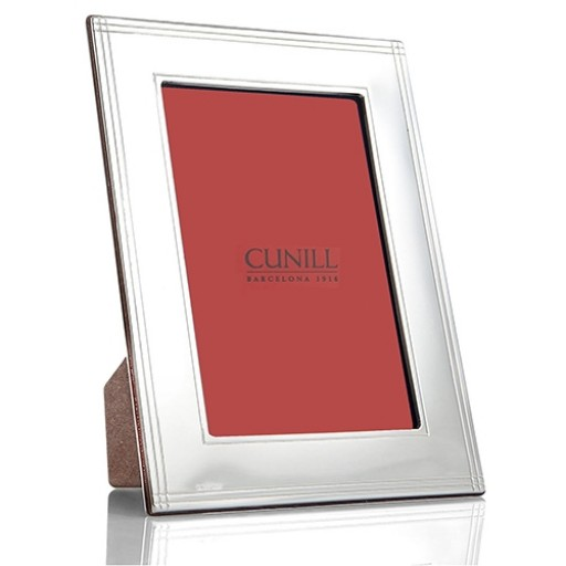 Cunill Sterling Silver Madison Frame - 8 x 10