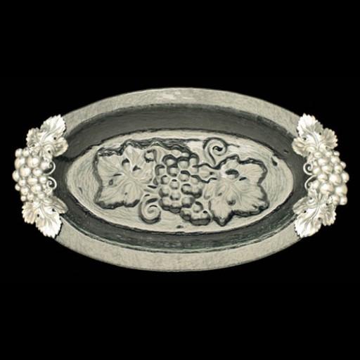 Arthur Court Grape Glass Platter