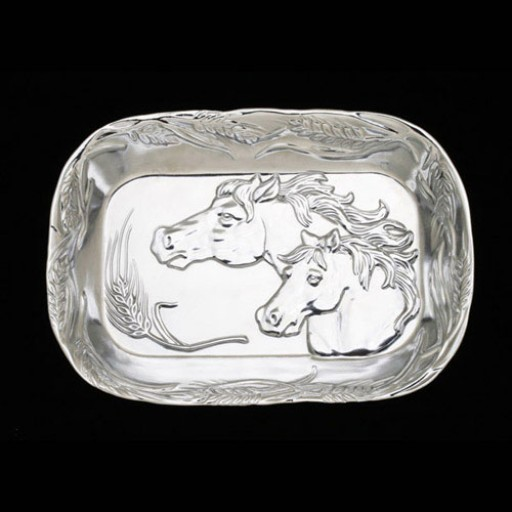 Arthur Court Horse Catch-All Tray