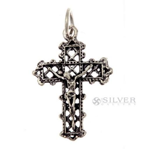 Tears for Jesus Cross Pendant