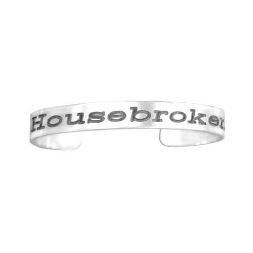 Kennel Bracelet - Housebroken