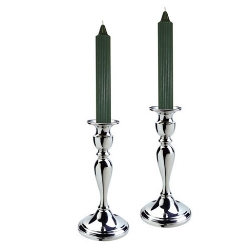 """8"""" Colonial Candlesticks, Pair"""