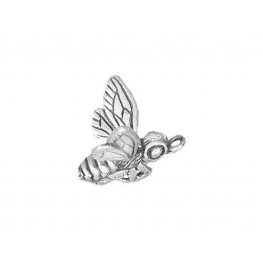 Sterling Silver Honeybee Charm
