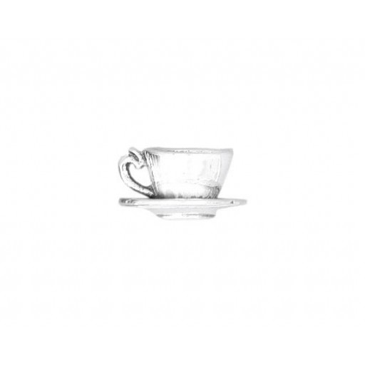Sterling Silver Tea Cup Charm