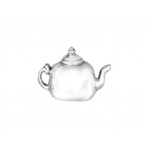 Sterling Silver Tea Pot Charm