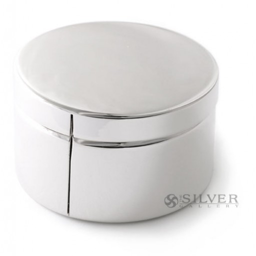 Sterling Silver Plain Stamp Dispenser
