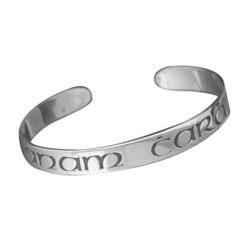 Sterling Silver Cuff Bracelet - Soul Friend