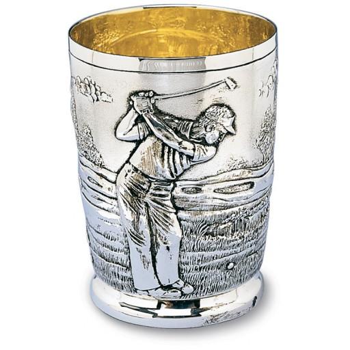 Golf Mint Julep Cup