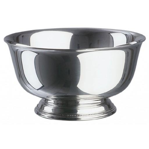 """Salisbury Images Pewter Revere Bowl - 7"""""""