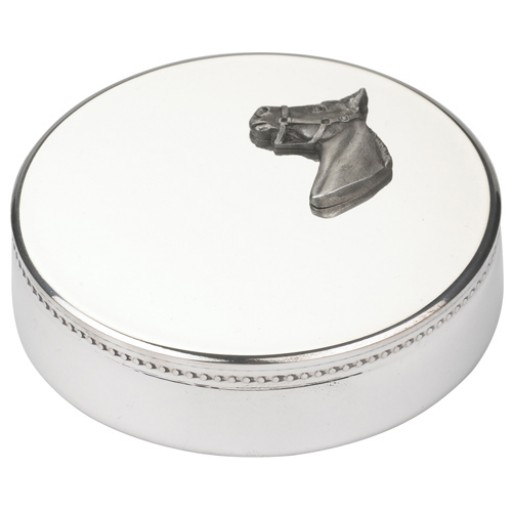 Executive Paperweight with Horse Head