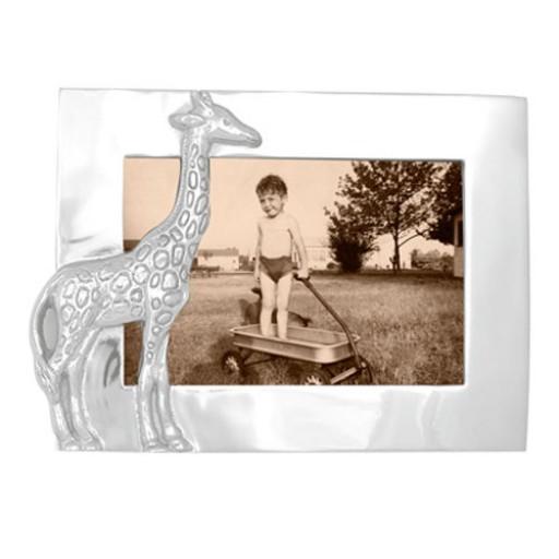 Mariposa Giraffe Picture Frame - 4 x 6
