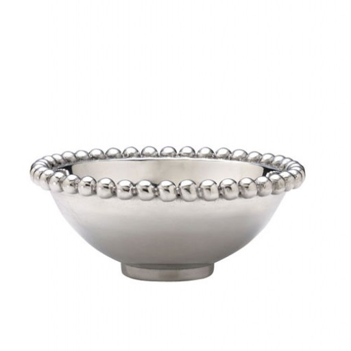 Mariposa String of Pearls Sauce Dish