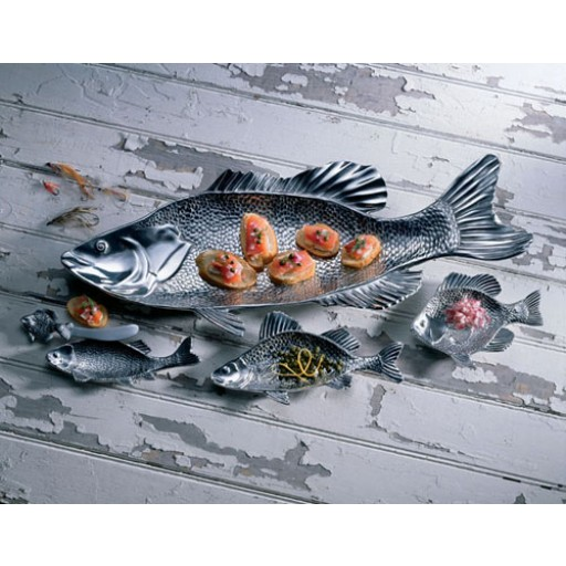 Mariposa Salmon Serving Platter