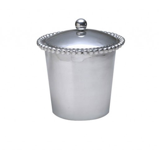 Mariposa String of Pearls Covered Ice Bucket