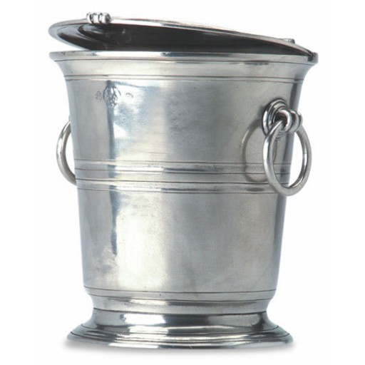Match Pewter Classic Ice Bucket with Lid