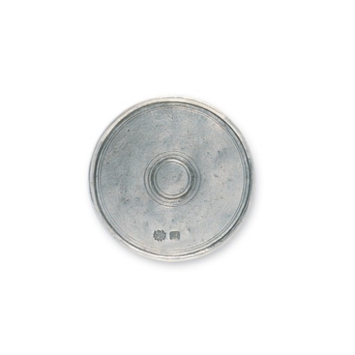 Match Pewter Round Coasters - Pair