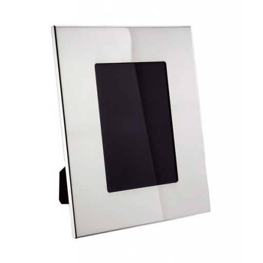 4 X 6 - Pewter Wide Border Frame