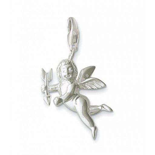 Cupid Charm - Sterling Silver
