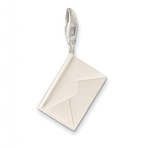 Letter Charm - Sterling Silver