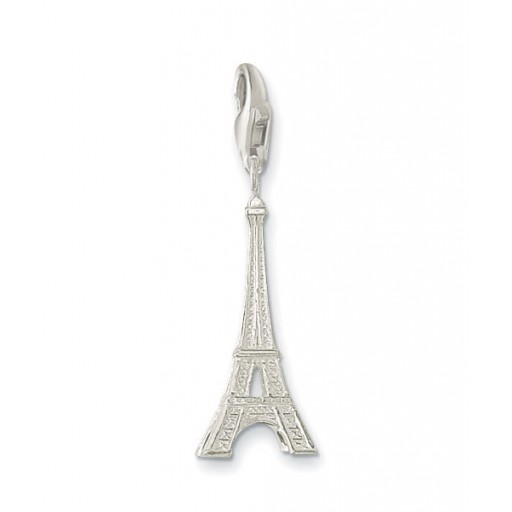 Eiffel Tower Charm - Sterling Silver