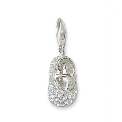Baby Bootie Charm
