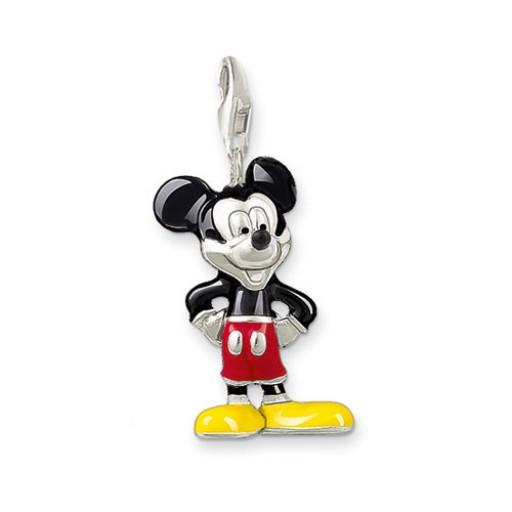 Mickey Mouse Disney Charm