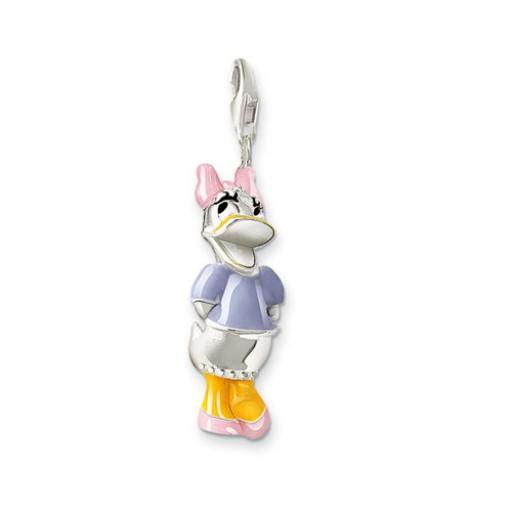 Daisy Duck Disney Charm