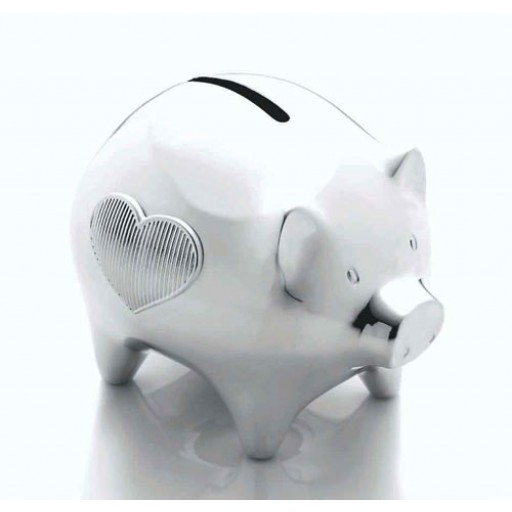 Vera Wang Baby Piggy Bank - As Seen on the Today Show!