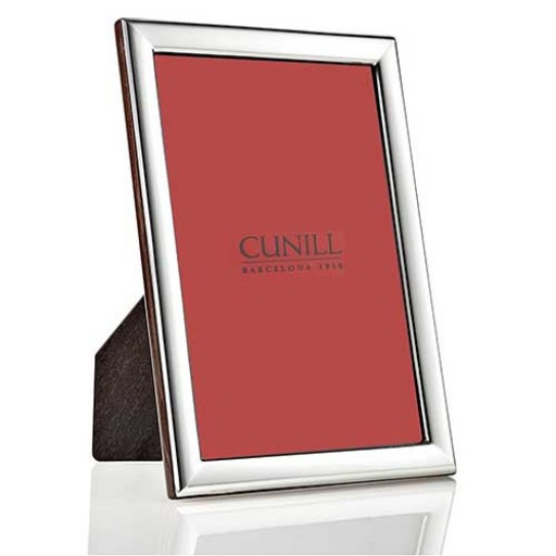 Sterling Silver Danube Frame from Cunill - 8 x 10